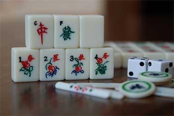 Mah Jong game