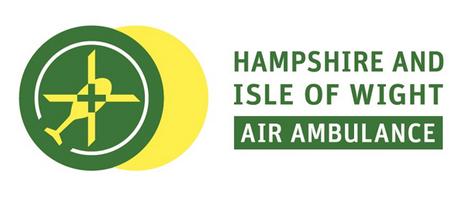 Hants & IOW Air Ambulance logo