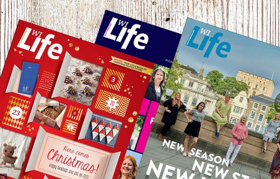 WI Life Magazines