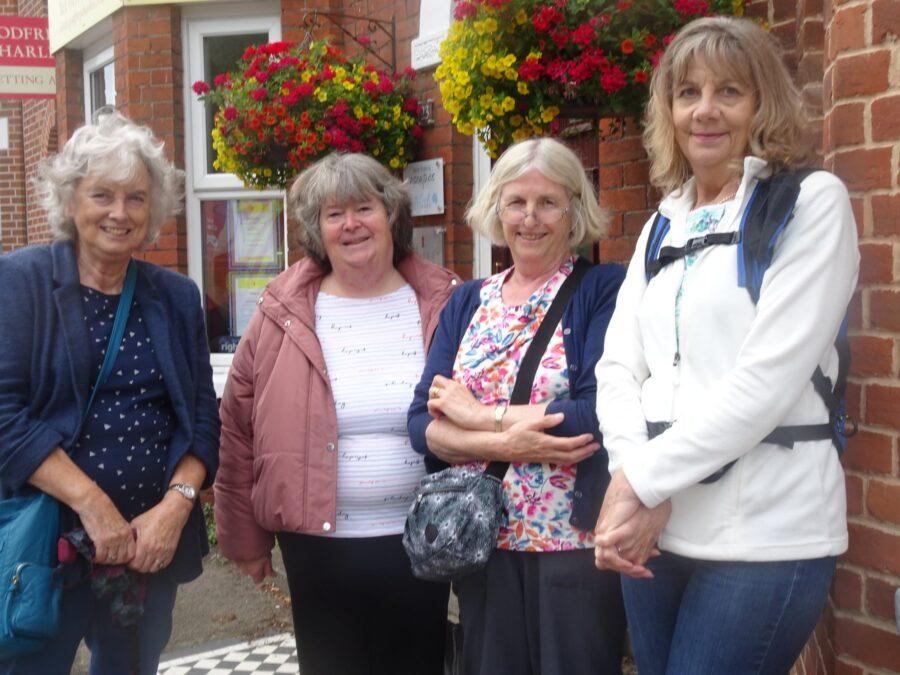 lymington history group members