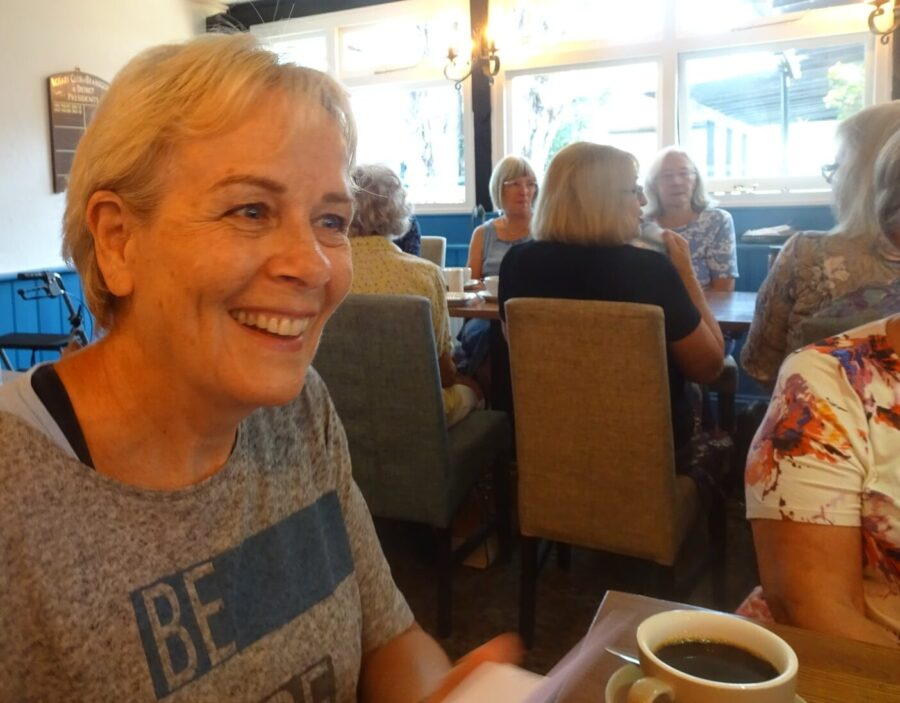 Coffee & Cake July